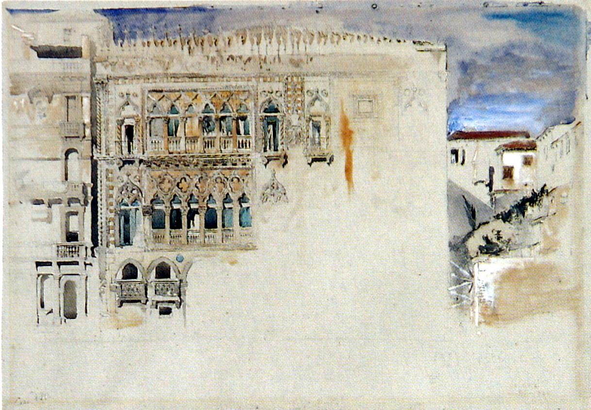 Ruskin The_Casa_d_Oro_Venice_Ruskin