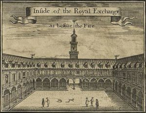 Royal Exchange 1569