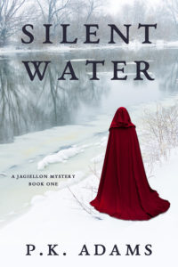 Silent Water eBook Cover Large