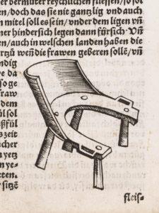 Gossip stool 2