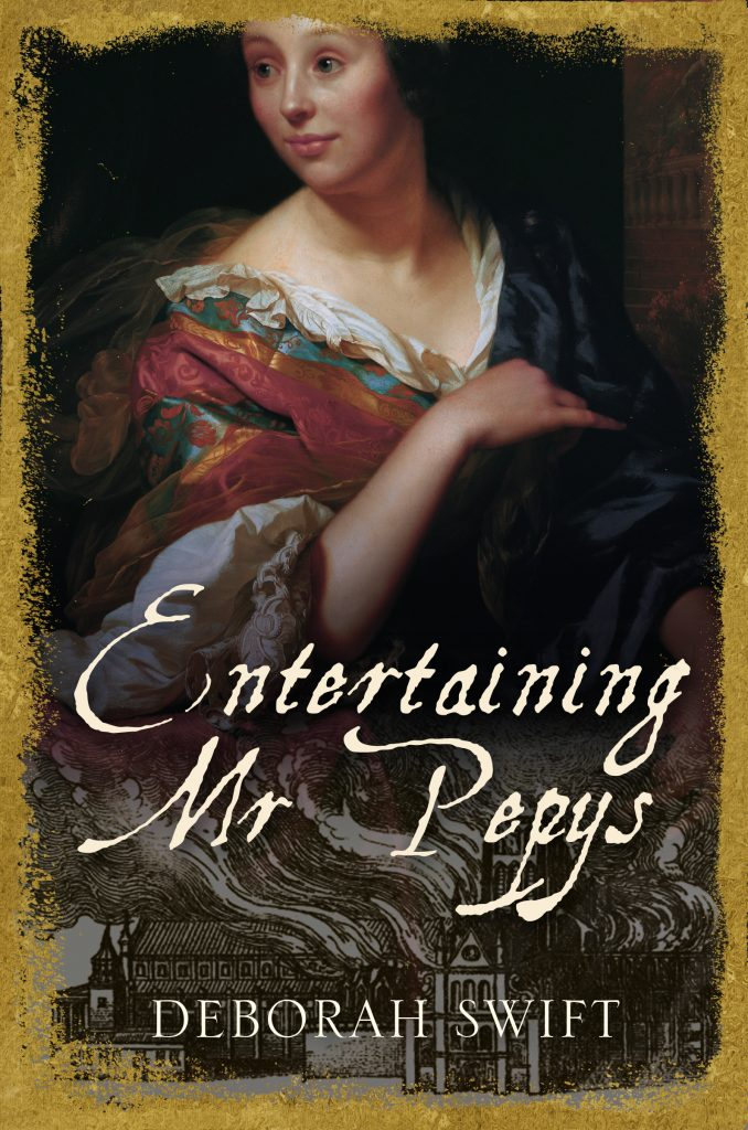 Book Cover: Entertaining Mr Pepys