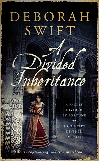Book Cover: A Divided Inheritance