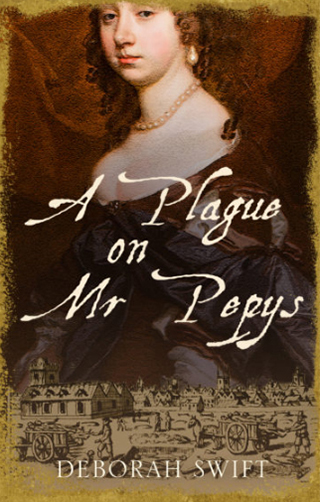 Book Cover: A Plague on Mr Pepys