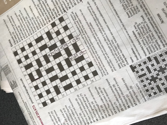 Crossword History