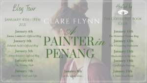 Blog Tour of A Painter in Penang