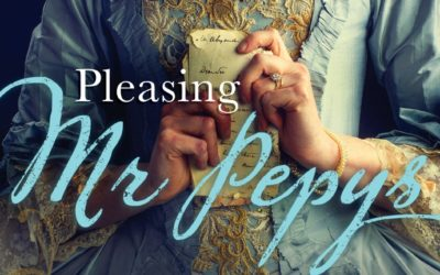COVER REVEAL! New covers for the Women of Pepys' Diary Trilogy