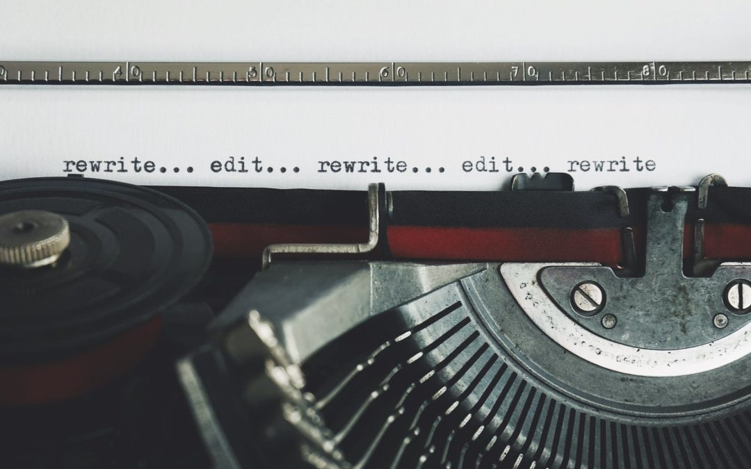 Is your editor your servant or your master?