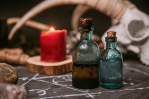 Poisons and Candle