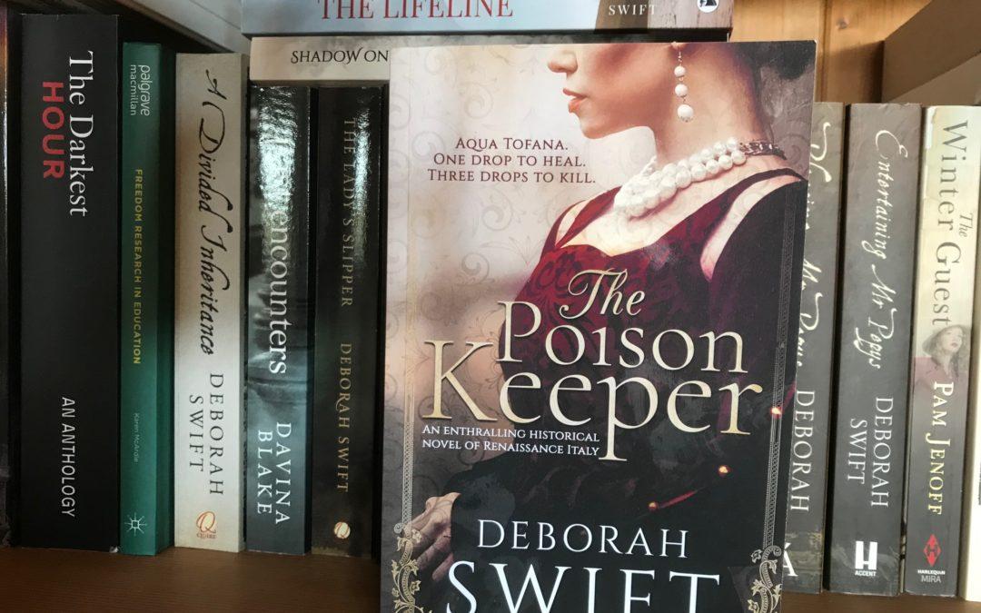 The Poison Keeper Deborah Swift