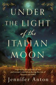Jennifer Anton Under the Light of the Italian Moon