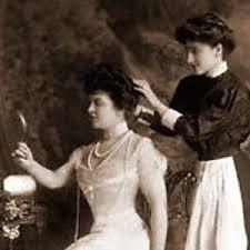 Edwardian Lady's Maid