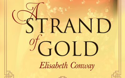 New Release! A Strand of Gold by Elisabeth Conway #HistFic #Singapore #Review